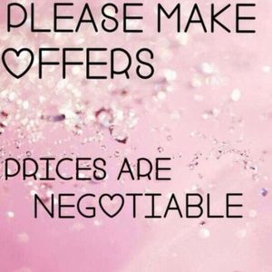 Accessories - I 💕 OFFERS
